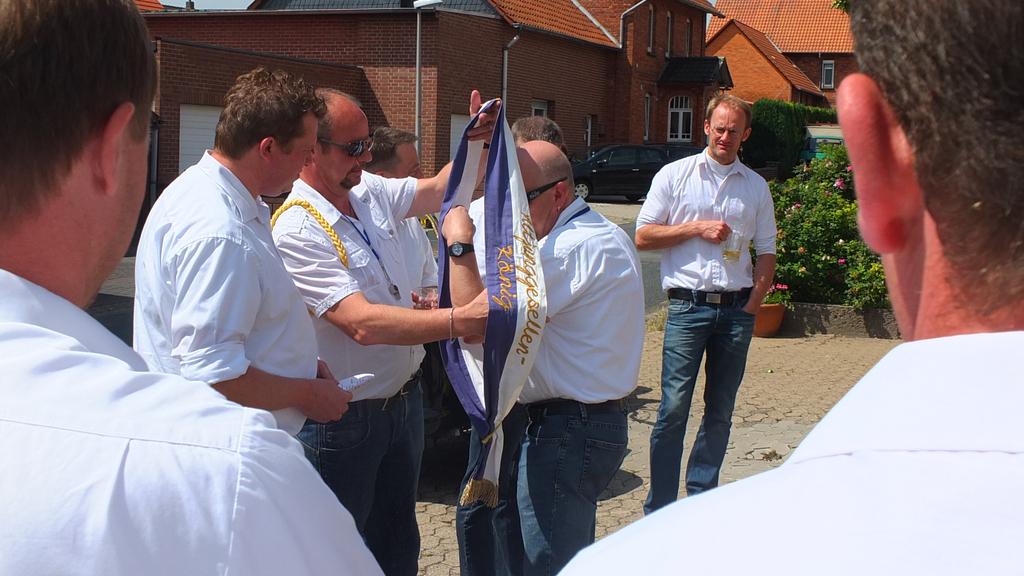 www.gelbesblatt.info Königsproklamation 2015 der Alt-JG