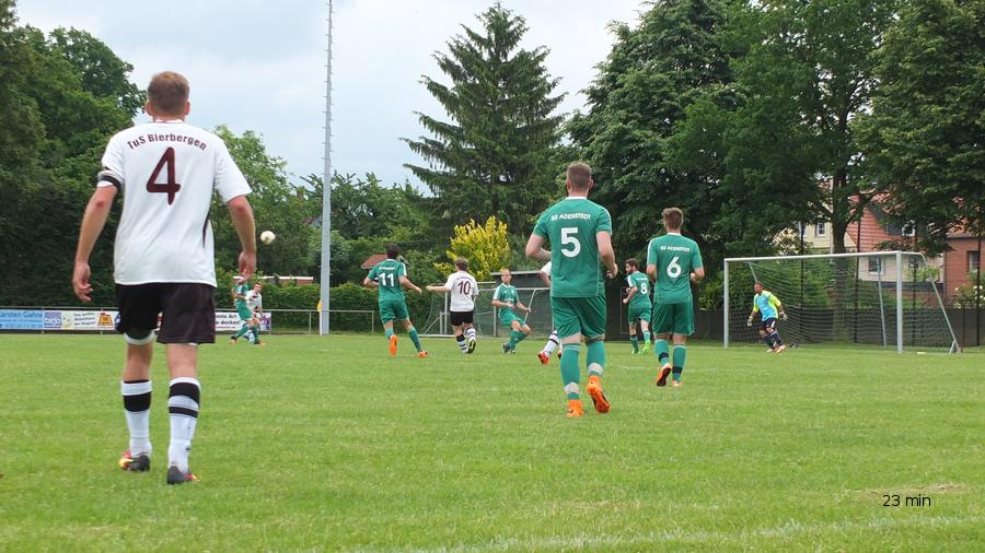 www.gelbesblatt.info Aufstieg! SGA siegt im Regionalderby Peine Süd mit 3:1 gegen Bierbergen