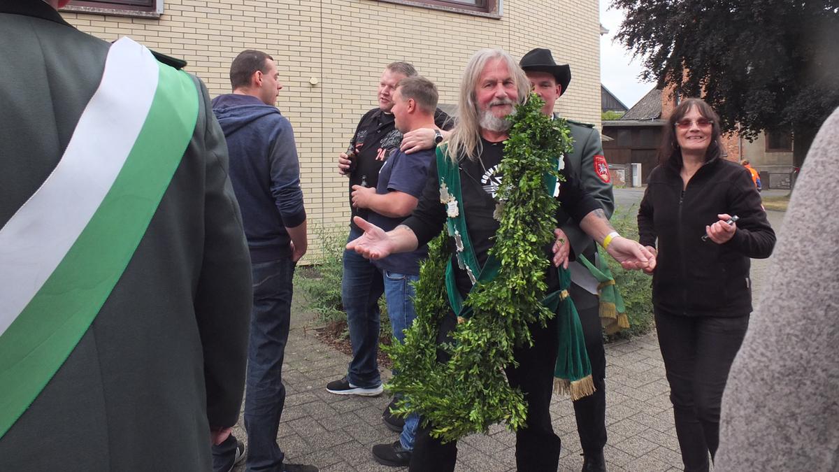 www.gelbesblatt.info Montag: Austragen der Königscheiben 2019