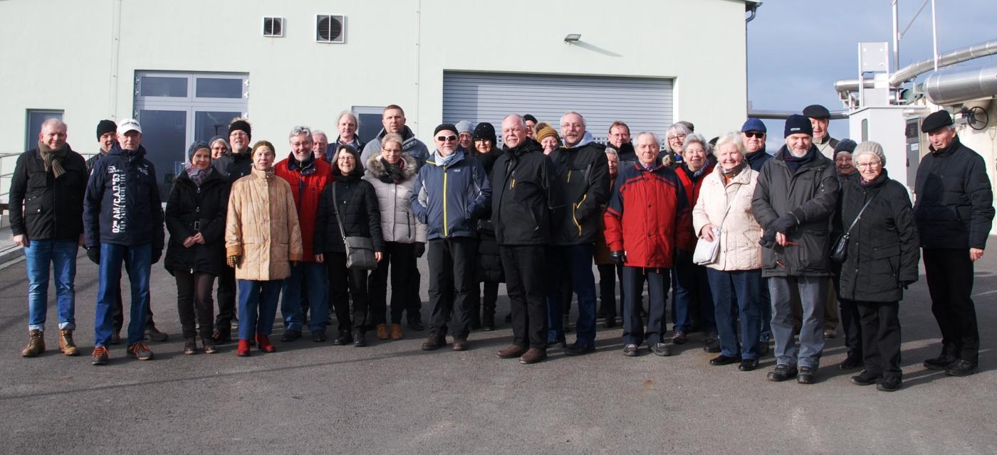 www.gelbesblatt.info SPD Winterwanderung
